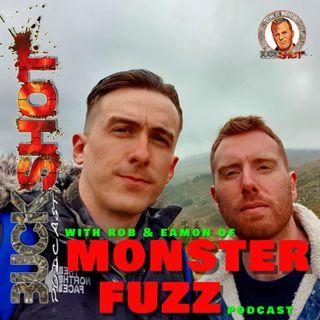 161 - Monster Fuzz Boyz