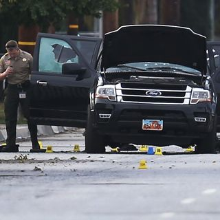 San Bernardino Shooting Story Shot Full of Holes,  False Flag?