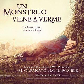 """""""UN MONSTRUO VIENE A VERME"""" Bayona no es Spielberg"""
