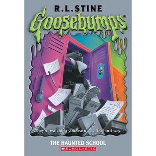 R. L. STINE (Parody of Goosebumps by HVME)