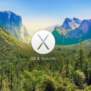 Preparar el Mac para Yosemite