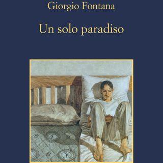 """Giorgio Fontana """"Un solo paradiso"""""""