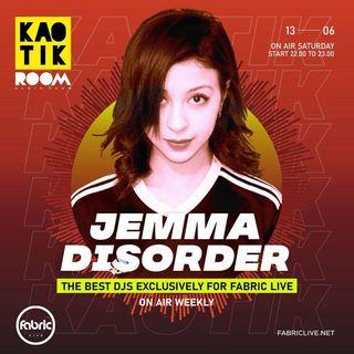 JEMMA DISORDER - KAOTIK ROOM EP. 008