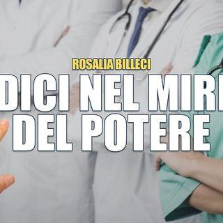 """Rosalia Billeci: """"Repubblica auspica provvedimenti punitivi contro i medici non allineati"""""""