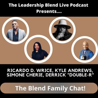 Season One, Twenty-Eight: The Blend Family conversation!