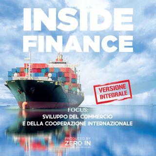 EXT - La reazione dell'export italiano alla crisi e il nuovo ruolo di SACE nell'economia nazionale. Rodolfo Errore, Presidente di SACE