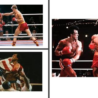 Rocky IV: At 35 years old
