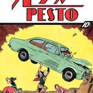 Lin Pesto-Bebek(Cover)