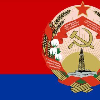 AZERBAIJAN SSR ANTHEM