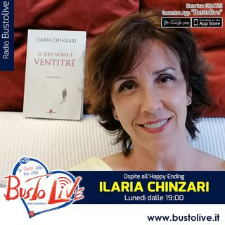 Intervista ad Ilaria Chinzari