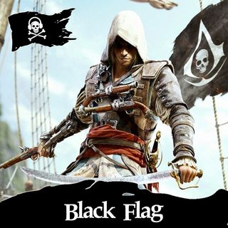 26 - Black Flag, con AngeLongrain