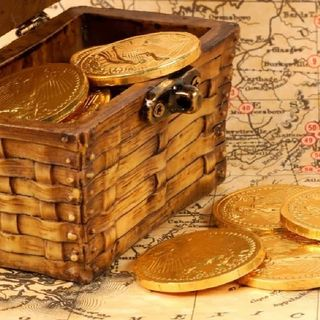 Buried Treasure - Morning Manna #3230