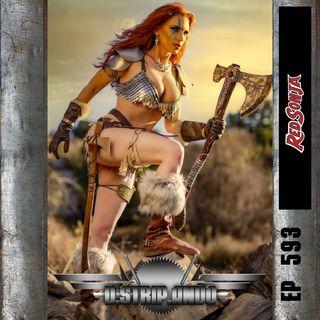 593 - ¿Qué tan práctica es la armadura bikini de Red Sonja?