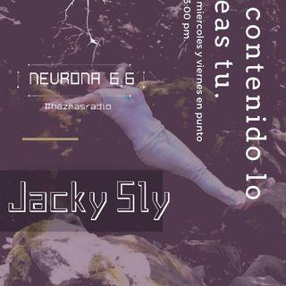 El contenido lo creas tú: Jacky Sly