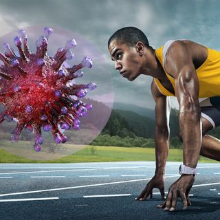 Coronavirus, allenamento e sistema immunitario