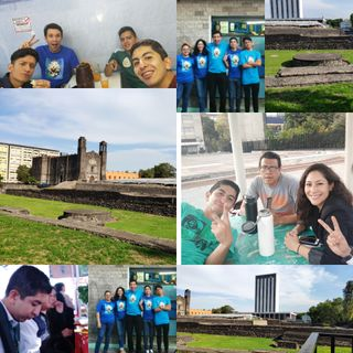 Recuerdos de Tlatelolco