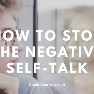 1871  How to Stop the Negative Self-Talk