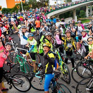 Gran Fondo Ciclista en CDMX