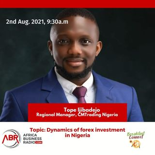 Dynamics Of Forex Investment In Nigeria - Tope Ijibadejo