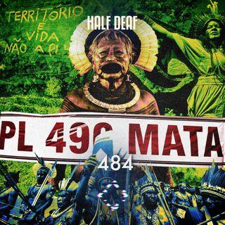 AntiCast 484 - PL 490 NÃO!