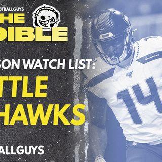 2021 Fantasy Football - Seattle Seahawks Preseason Watch List