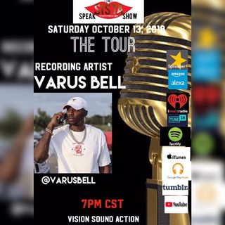 THE TOUR: RECORDING LYRICIST VARUS BELL