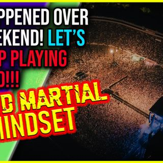 Mixed Martial Mindset Lets Live In Reality