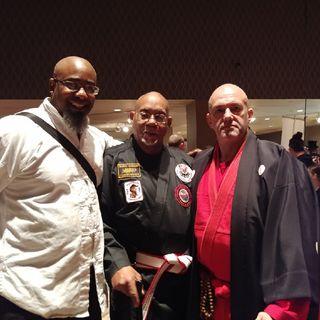 Martial Arts Science Talk With Dr. Paul Professor Fury