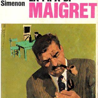 Sulle orme di Simenon e Maigret