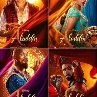 Damn You Hollywood: Aladdin (2019)