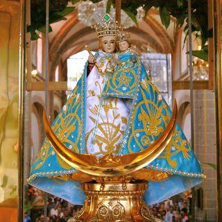 """Himno de la Virgen de los Remedios: """"María remedio del Hombre"""" por el coro del Seminario de Tlalnepantla"""