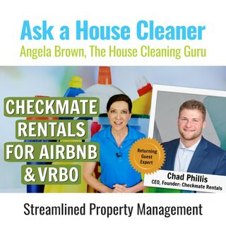 Checkmate Rentals for Airbnb & VRBO (Property Management)