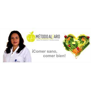 NUESTRO OXÍGENO Importancia de una buena nutrición - Dra. Sandra Alfaro