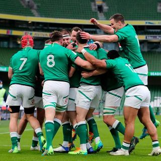 Mick Galwey, Six Nations look-back as IRELAND dethrone England, ON THE BALL, Monday March 22nd