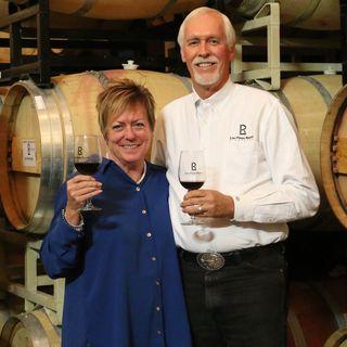 Los Pinos Ranch Vineyards - Perry and Diane Wilson on Big Blend Radio