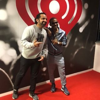 Lil Duval In Studio With Dj Pup Dawg