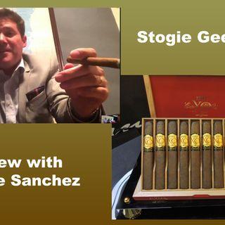 Stogie Geeks 173 - Interview with Enrique Sanchez
