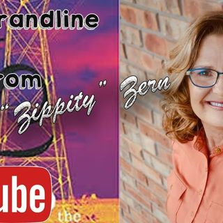 Let's Go Beyond The Strandline! Author Linda Zern: an interview on the Hangin With Web Show