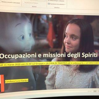 Episodio 18 -Occupazioni e missioni degli Spiriti