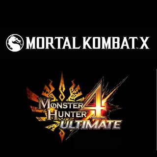 3x13 Mortal Kombat X y Monster Hunter 4