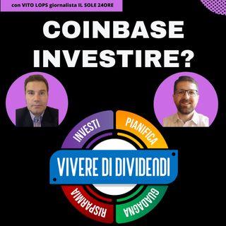 COINBASE è una opportunità di investimento