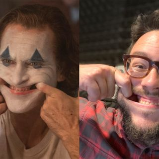 AFS Oct 2019   #1 Joker, a weepy & 48-hour Film Project