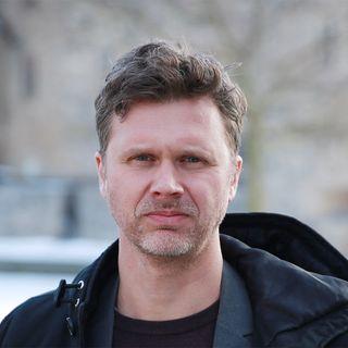 Patrik Wallin är säkerhetssamordnare på Örebro kommun