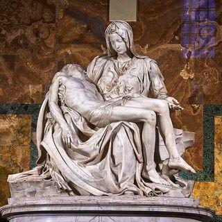 Michelangelo- Pietà Heykeli