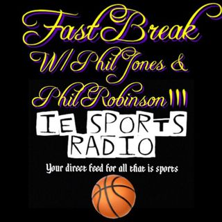 Fast Break- Selection Sunday March Madness