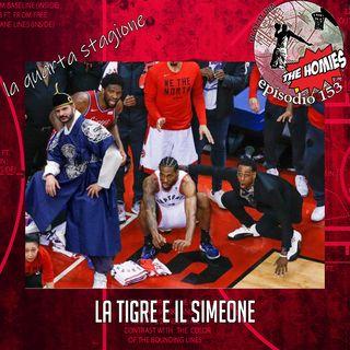 Puntata 153 - La Tigre e il Simeone