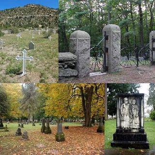 Ep. 306 - Haunted Cemeteries 14