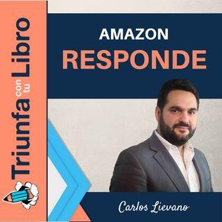 ¿Quieres hablar directamente con el director de Amazon-KDP Carlos Lievano?