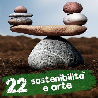 Sostenibilità e Arte