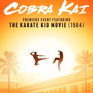TV Party Tonight: Cobra Kai Season 1 Review